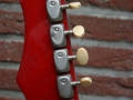 Burns Nu-Sonic 1964, headstock back.