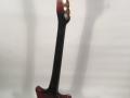 Burns Sonic 6 string gitaar 1960, back.