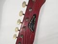 Burns Sonic 6 string gitaar 1960, headstock met van Gent tuners, front