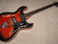 Burns TR2 6 string Hollow Body 1963.