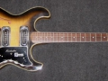 Burns Vibraslim 6 string Hollow Body 1964.