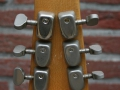 Burns Virginian Naturel 1965, headstock back.