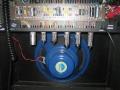 2010 Vox AC15HW1X Korg Vietnam back, Chinese Vox Blue Alnico, tubes 2 EL84 3 ECC83 en EZ81 gelijkrichter.