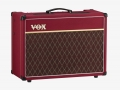 2010 december Vox AC15C1-RD Vintage Red Limited Edition, Korg China, 12 inch Chinese Greenback.