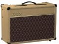 2016- Vox AC15C1 Limited Edition Tan Bronco Tolex. 15 watt RMS, 3xECC83 en 2xEL84, Celestion G12M Greenback speaker 16 ohm.
