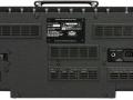 2016- Vox AC15CH back met 2 externe speakerjacks met impedantiekeuze, Vox Reactive Attenuator 15-1,5-0,16 watt powerselector (toonbehoud op ieder volume) en footswitch (VFS2A).