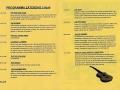 2004 april 44e , Programma zaterdag 3 april.