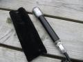Vox VL-3 Dynamic Microphone 1966, met originele hoes (fabrikaat Reslo UD1).