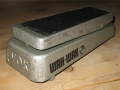 Top Vox Wah Wah Grey.
