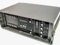 Binson Echorec P.E.-603-T6, transistor 1972, 6 replay en 6 feedback buttons, 2 tone-controls.