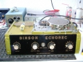 Binson Echorec 4 knops, Engelse display.
