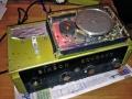 Binson Echorec B1S 4 knops, 1 input, geen kanalenkiezer, 1960 open top.