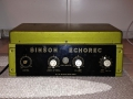 Binson Echorec B1S 4 knops Front 1960 met slechts 1 input dus geen kanalenkiezer.