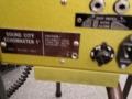 Binson Soundcity Echomaster 1 transistor 1971, zijkant.