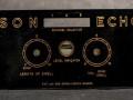 Display Binson Echorec 4 knops Engelse versie, voorkant.