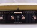 Binson Echorec B2 1965, Front 4 knops uitvoering met zwarte Binson knop en 3 kanalenkiezer.