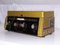 Binson Echorec B2 1965, 4 knops met 3 kanalen, uitvoering Italiaanse display, gebruikstijdvak The Shadows 1969-1973.
