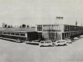 Binson fabriek Via Fermi 37, Settimo Milanese nabij Milaan.