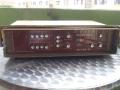 Binson A-605-TR 1969, 4 weergavekoppen, 4 feedbackselectors, 1 input, 1 tonecontrol, front.