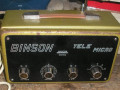 Binson Tele Micro, vroege draadloze zender, front