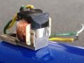 Binson-Framez-White-opnamekop-kabel-geel-groen-approx-650-Ohm-600-mH