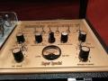 Binson Echorec 2 7TE Super Wide T.R. Studio Limited Edition EVO Super Special transistor, controlpanel.