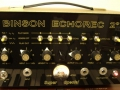 Binson Echorec2 EVO Tube Platinum Limited Edition Super Special in Black, 95% new original NOS parts.