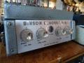 Binson Echorec Baby, Italiaanse display.