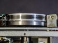 Magnetische memory disk, klein 3 inch model, met terugliggend aandrijfdeel.