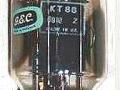 GEC KT88 (=6550) eindbuis voor hybride Voxen 460-760-4120-7120.