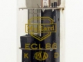 Mullard ECL86 (=6GW8) Triode-Pentode. Yellow print. Gebruikt in Vox 4120 en 7120 versterkers. Made in Great Britain.