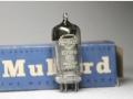 Mullard EF86 (6267) White print pentode-triode voor preamp van vroege Vox AC2, AC4, AC10-3, AC15-2 en 3 en AC30-4 versterkers. British made.
