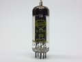 Mullard EZ80 (=6V4) Yellow print gelijkrichtbuis (rectifier) voor Vox AC2, AC4 en AC6. Made in Great Britain.