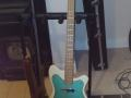 V202  Clubman Bass 1961-1965, 2 pickups, front.