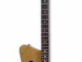 Burns-Weill Super Streamline bass 1959, zwarte slagplaat.