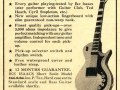 Supersound advertentie van Alan Wootton's Kent Musical Instruments Ltd.