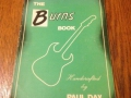The Burns Book uit 1979 van Paul Day (UK), cover.