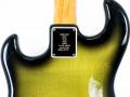 1 van de 3 Originele Burns Marvin Greenburst 1964 gitaren, typeplaatje met serienummer 5291,