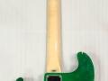Baldwin Bas 1967 uit de Marvin MK2 aka S serie, in appel groen. Proto gemaakt voor The Shadows, back.