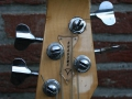 Burns Baldwin Shadows Bass 1965, headstock front.