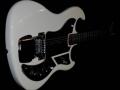 Detail Burns Marvin gitaar prototype 1963.