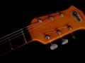 Detail Burns Marvin gitaar prototype 1963. Met Nederlands fabrikaat van Gent machine heads / mechanieken van Gebr. van Gent te Ulft.