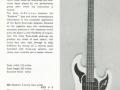 Folder Burns Bass 1964.
