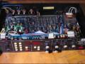 Dynacord digital echo PDD14 ca. 1984, open techniek.