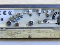 Dynacord Echo King, 50 watt buizen versterker met ingebouwde echo 1963, back.