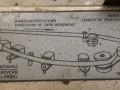 Dynacord buizen Echocord Super S61 1961, instructie bandloop en presets echo en reverb.