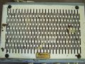 Dynacord buizen Echocord Super S62 1962, onderkant met typeplaatje en serienummer.