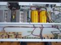 Dynacord Reference 3002 Basscombo met 11 bands equaliser 1987, 300 watt met 25 transistors, open techniek.