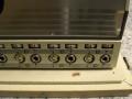 Dynacord Echocord Studio Disc Echo 1966-1968,  serie van 500 stuks, 4 inputs dubbel uitgevoerd aan rechter zijkant, rechts.