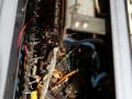 Meazzi Echomatic SEP. Techniek in zestiger jaren, uitdaging voor reparateurs.